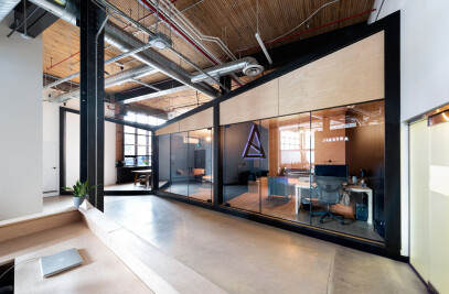 ARTJAIL Offices