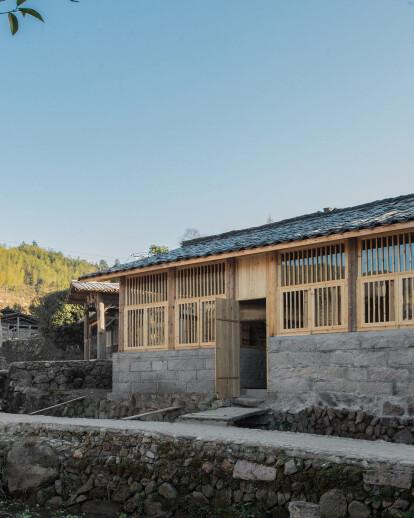 Tai Fu Tai Mansion Area