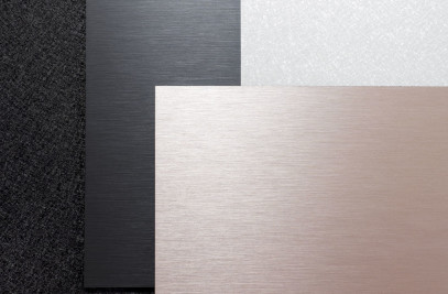 DIBOND® BUTLERFINISH® AND STRUCTURE