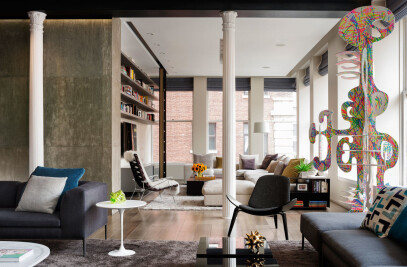 Bond Street Loft - Noho New York