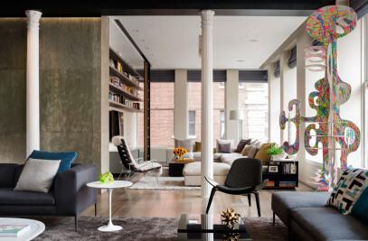 Bond Street Loft - Noho New York