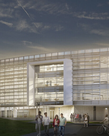 University of Michigan - Ford Robotics Building