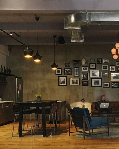 Alley Coworking - Chelsea, NYC