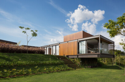 Pindaibeiras Residence