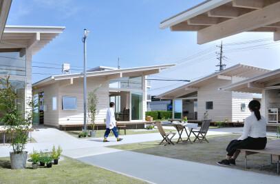 Kowa Public Apartment Complex