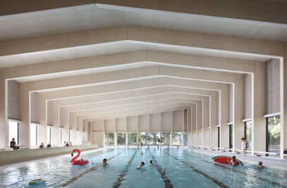 Freemen's School Swimming Pool