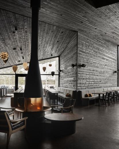 Arctic TreeHouse Hotel, ArcticScene suites
