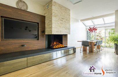 E32H Electric Fireplace