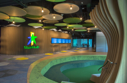 Starhub Innovation Centre, Singapore
