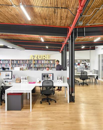 Azure Publishing Offices