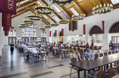 USC Village Dining Hall