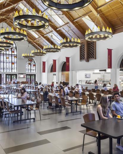 USC Village Dining Hall