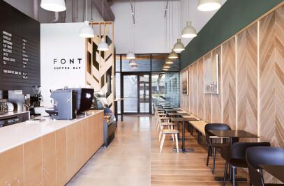 Font Coffee Bar