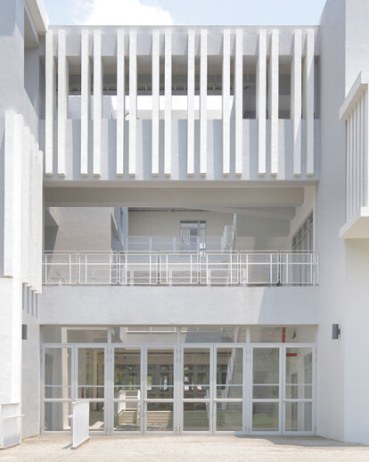 New Art History Building Project, Tainan National