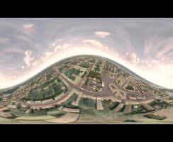 City of the 19 century — 360º video