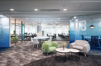 Cinnamon AI Labs office