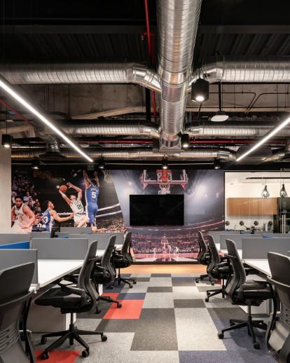 NBA Mexico Offices