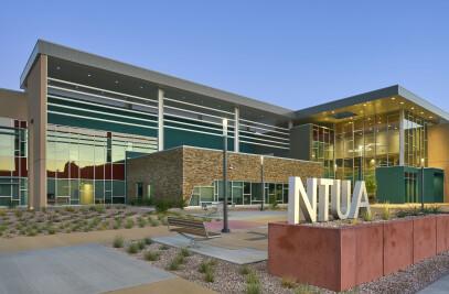 Navajo Tribal Utility Authority (NTUA) Headquarter