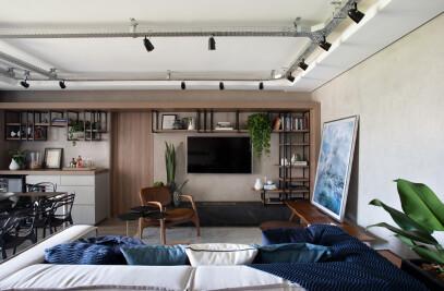 Amazonas Marcondes Apartament