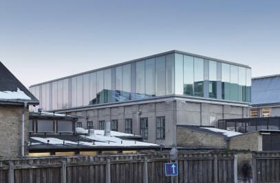 Damesalen, Copenhagen University