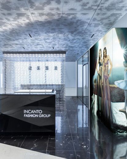 Incanto Office 1st phase