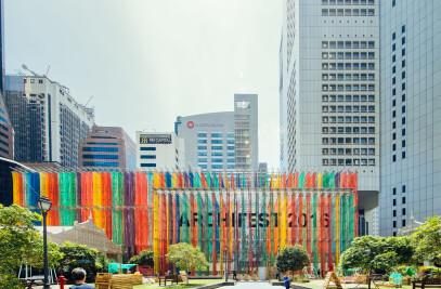 Archifest 2016 Pavilion