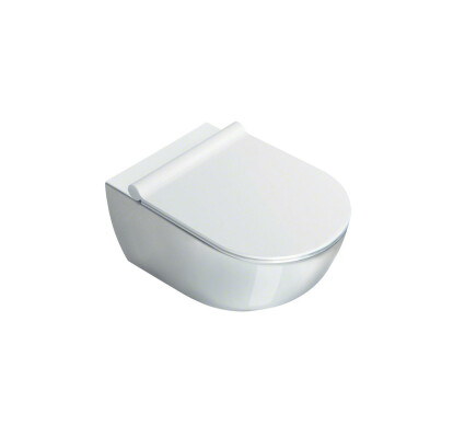 Sfera wc Newflush® 54x35 wall hung