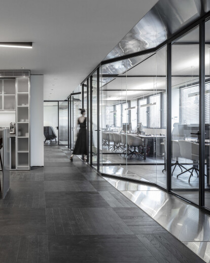 The Origami office