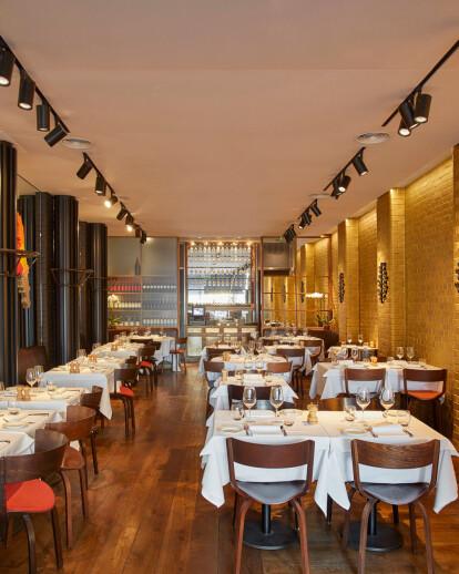 The Enoteca Turi restaurant