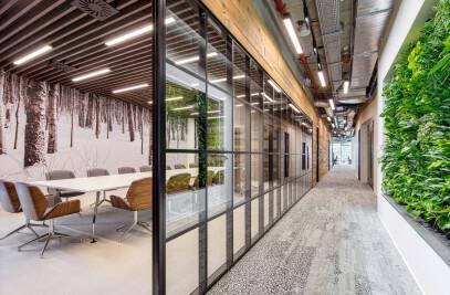 New Headquarters of Broadcom in Prague
