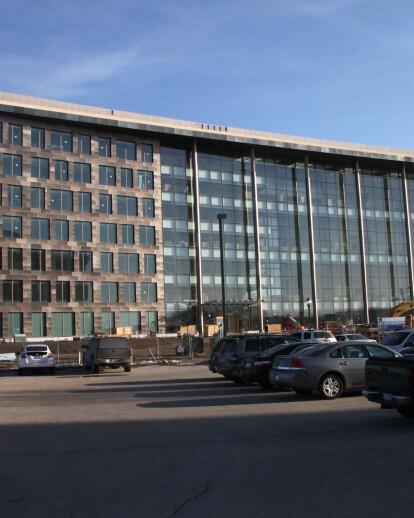 Cedar Rapids, IA Federal Courthouse