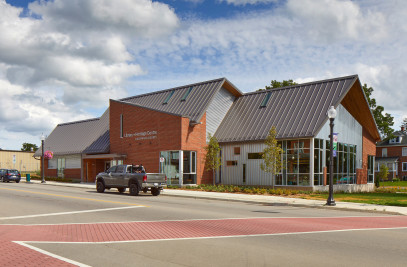 Haldimand County Library + Heritage Centre