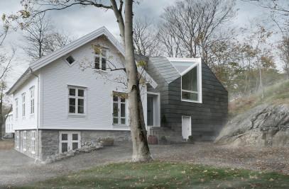 Storlauvøya - Bestemorstua