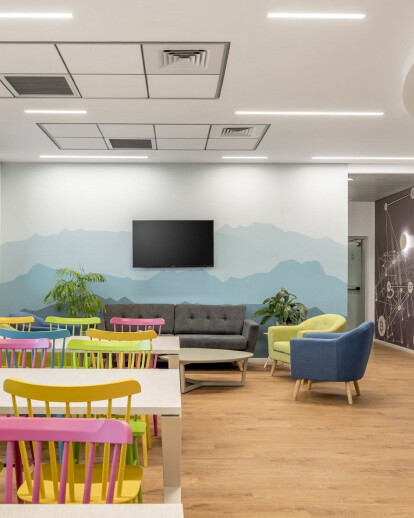 Bitmain office space