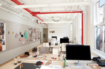 Loeffler Randall Soho Office