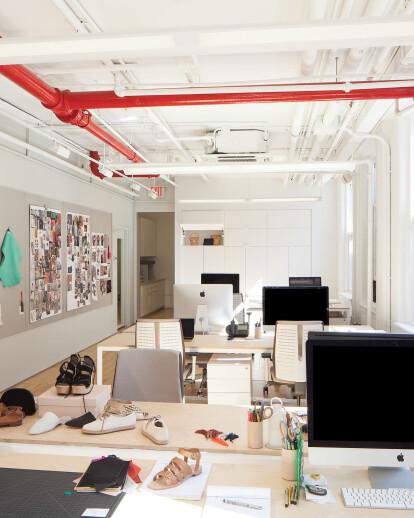 Loeffler Randall Soho Office