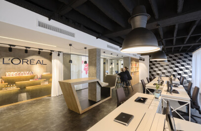 L'Oreal Offices