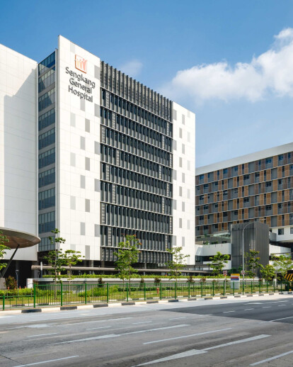 Sengkang Health Campus
