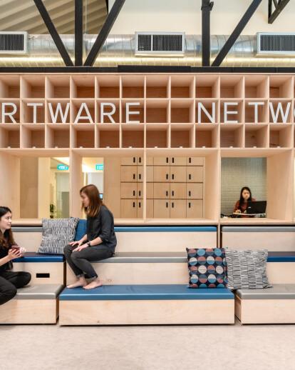 Heartware Network Office