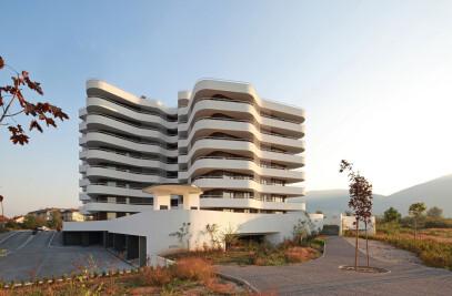 Sarajevo Waves Housing