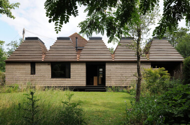 Incredible Cork House Wins 2019 Stephen Lawrence Prize
