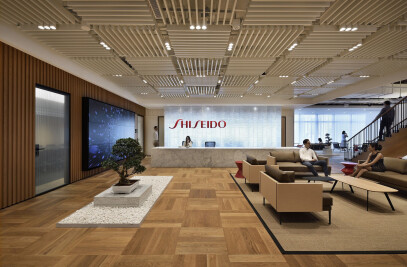 Shiseido Singapore Office Hub