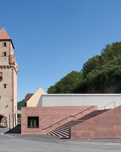 Mainzer Tor Museum Depot-City Archive Youth Center