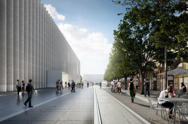 Modern Architecture Meets The Past in New Museum Design