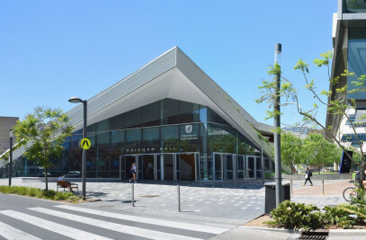 University of South Australia's Pridham Hall