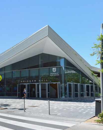 University of South Australia's Pridham Hall