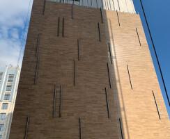 Under construction. October 2019
