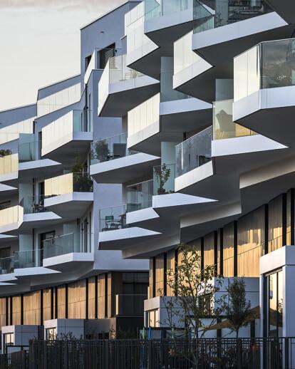 99 HOUSING UNITS, LUXEMBOURG