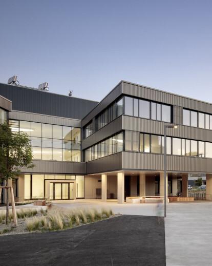 Technologiezentrum Seestadt tz2