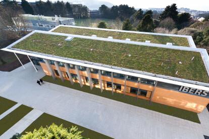 Aberystwyth University, Penglais IBERS Teaching & Research Facility